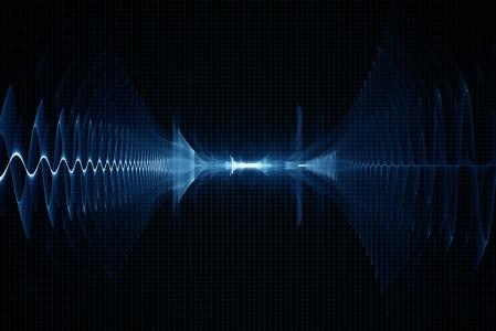 Ausbreitung von elektromagnetischen Wellen sichtbar gemacht